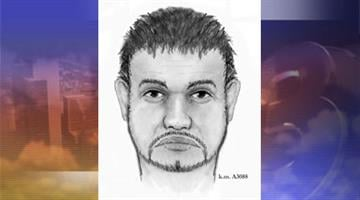 Police released a composite drawing of a person detectives would like to speak with about a homicide. By Jennifer Thomas
