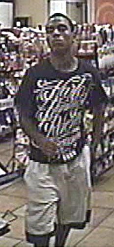 Police released surveillance photos of a suspect in an attempted armed robbery at a Circle K near Camelback Road and 27th Avenue. By Jennifer Thomas