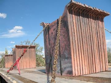 DPS recovered copper stolen from the ASARCO Mining Corporation in Hayden, Ariz. By Jennifer Thomas