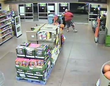 The Pima County Sheriff's Department said a man put approximately $150 worth of beef in his basket and attempted to leave a Walmart store without paying for it. By Jennifer Thomas