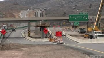I-17/Cordes Junction traffic interchange improvement project By Jennifer Thomas