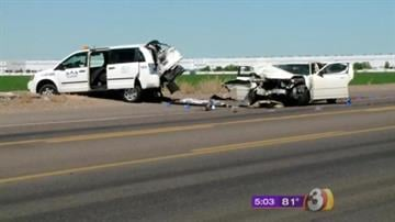 Police believe impairment might have been the cause of a deadly hit-and-run wreck in West Phoenix early Saturday morning. By Catherine Holland