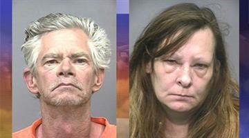 Authorities say a northern Arizona couple, Steve and Kathryn Melvin, has been arrested for allegedly stealing jewelry from friends' homes and selling them. By Mike Gertzman