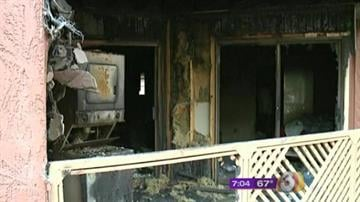 A Mesa man is dead after fire ripped through his apartment early Wednesday morning. By Catherine Holland