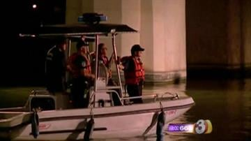 Investigators are trying to identify a man whose body was pulled from Tempe Town Lake early Monday morning. By Catherine Holland