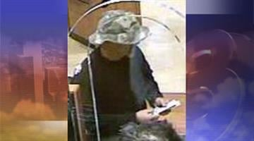 The FBI is searching for a suspect who robbed a Chase Bank near Northern and 59th avenues in Glendale. By Jennifer Thomas