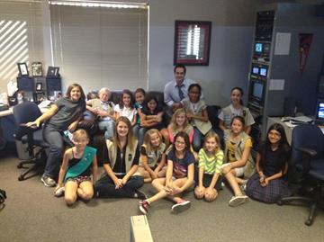 Girl Scout Tour Troop 3TV By Christina Duggan