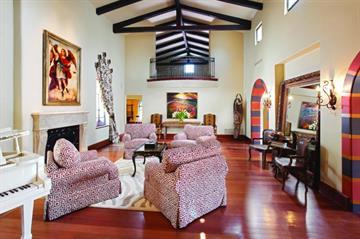 Ann Siner's home By David B Moore