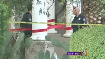 The bodies of two people -- a man and a woman -- were found in a Scottsdale home early Wednesday morning and police believe it might have been a murder-suicide stemming from domestic violence. By Catherine Holland