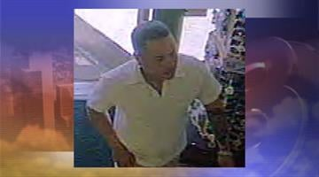 Peoria police are asking for the publc's help to identify a car thief. By Jennifer Thomas