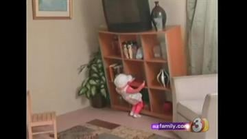 The dangers of furniture tipping over By Tami Hoey