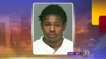 Suspect Danny Jackson By Mike Gertzman