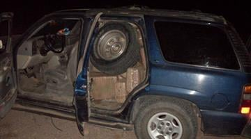 Multiple bundles of marijuana seized by Border Patrol By Jennifer Thomas
