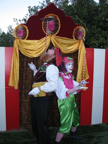 Circus Americana By Jennifer Thomas