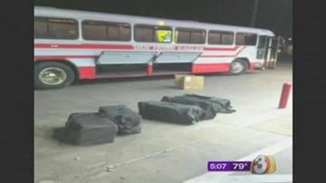 Bus carrying kids is used to smuggle pot By Tami Hoey