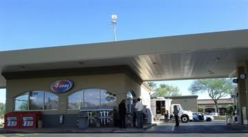 4 Sons Food Store in Fountain Hills sold one of two jackpot-winning Powerball tickets. The prize was a record $587 million. By Catherine Holland