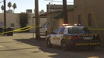 An explosion occurred at the Social Security Administration building in downtown Casa Grande Friday morning. By Jennifer Thomas