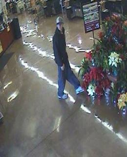 A man robbed the Chase Bank inside the Bashas' grocery store at 15367 W. Waddell Road on Dec. 3. By Jennifer Thomas