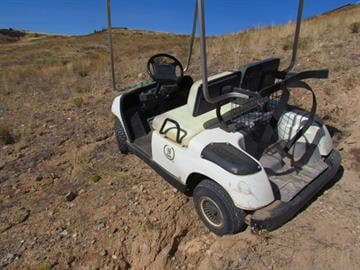 The Yavapai County Sheriff's Office and Prescott Valley Police Department are asking for the public's help as they investigate recent golf/maintenance cart thefts. By Jennifer Thomas
