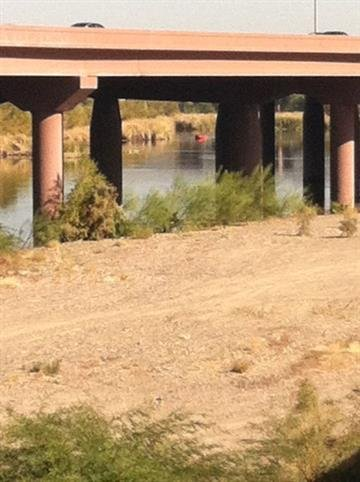 Police searched Tempe Town Lake for missing ASU student Jack Culolias on Friday. The search included the river basis and the area north of Tempe Marketplace. By Jennifer Thomas