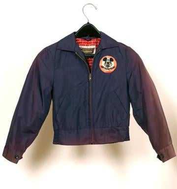Annette Funicello Mouseketeer Windbreaker By Catherine Holland