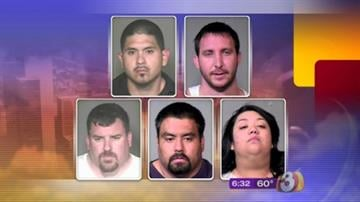 A two-year investigation led by the Mesa Police Department has resulted in the arrest of several people involved in an allegedly crooked towing company. By Catherine Holland