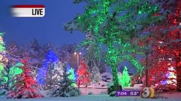 The amounts varied, but the entire Valley saw at least some rain as a storm moved through Arizona overnight and early Friday morning. While the rain was the story in the Valley, snow is the name of the weather game up north. By Catherine Holland