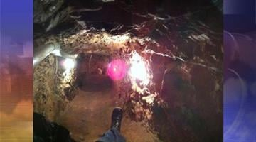 U.S. officials say Mexican authorities have found a sophisticated smuggling tunnel equipped with electricity and ventilation not far from the Nogales port of entry into Arizona. By Andrew Michalscheck