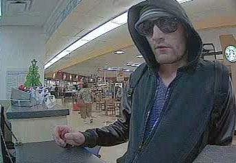 The FBI is seeking the public's help in identifying an unknown male who allegedly robbed the U.S. Bank inside the Safeway grocery store near Alma School Road and Chandler Boulevard in Chandler on Dec. 29. By Jennifer Thomas