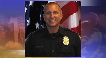 Officer Peter Bennett By Jennifer Thomas