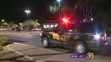 A Maricopa County sheriff's deputy is fighting for his life and a suspect is dead after an overnight shootout in a Peoria parking lot. By Catherine Holland