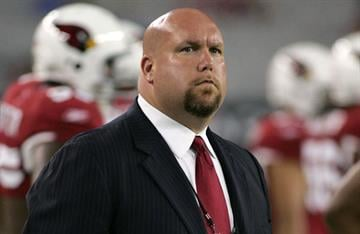 Steve Keim, formerly the team's vice president of player personnel, was named the Cardinals' general manager Tuesday. By Catherine Holland