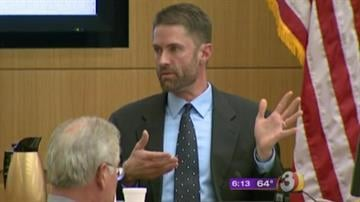 Dr. Kevin Horn, Performed autopsy on Travis Alexander By Catherine Holland