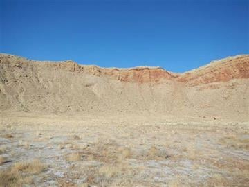 Meteor Crater is located 35 miles east of Flagstaff. By Jennifer Thomas