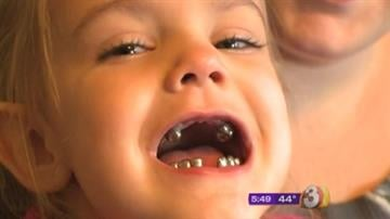 A Valley mom took her daughter in for some routine dental work, but she said there was nothing routine about this procedure. By Mike Gertzman