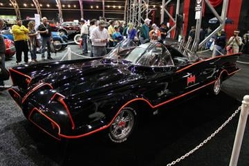 It's a car-lovers dream. The Barrett-Jackson car auction is underway this week in Scottsdale. By Mike Gertzman