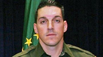 Agent Brian Terry By Jennifer Thomas