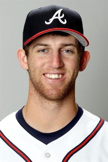 LAKE BUENA VISTA, FL - FEBRUARY 29:  Zeke Spruill of the Atlanta Braves poses for a portrait during photo day at Champion Stadium on February 29, 2012 in Lake Buena Vista, Florida.  (Photo by Matthew Stockman/Getty Images) By Matthew Stockman