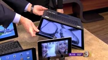 Lenovo's Yoga Ultrabook By Catherine Holland