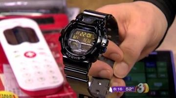 Casio's newest G-Shock watch By Catherine Holland