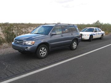 Christopher Huffman was taken into custody near Casa Grande By Jennifer Thomas