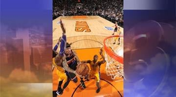 Michael Beasley #0 of the Phoenix Suns goes to the basket during the game between the Los Angeles Lakers and the Phoenix Suns at US Airways Center in Phoenix on Jan. 30. By Jennifer Thomas