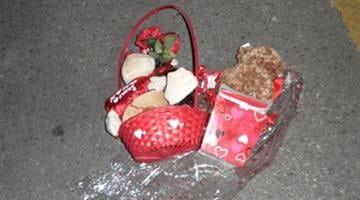 Approximately 5 pounds of heroin was concealed in valentine packages. By Jennifer Thomas