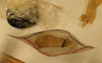 Approximately 5 pounds of heroin was seized. By Jennifer Thomas