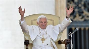 Pope Benedict XVI announced Monday that he would resign on Feb. 28 because he was simply too infirm to carry on - the first pontiff to do so in nearly 600 years. By Mike Gertzman