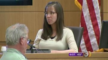 Jodi Arias on the stand By Catherine Holland