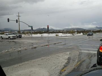 7th St. & Carefree Highway By Mike Gertzman