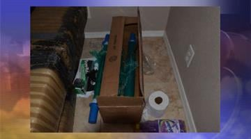 In addition to 1,000 pounds of marijuana found in a van, MCSO detectives found industrial rolls of plastic wrap and other evidence in a Glendale house to suggest it had been a center for the repackaging of marijuana. By Jennifer Thomas