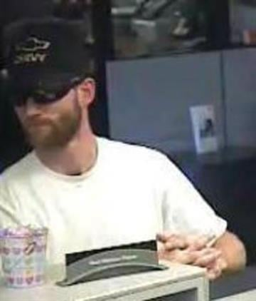 The FBI is looking for a man who robbed a Wells Fargo bank in Sun City on Monday. By Jennifer Thomas