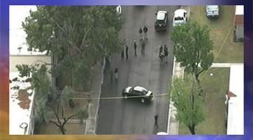 Scottsdale police said they fatally shot a man near 83rd Street and Vista Drive. By Jennifer Thomas
